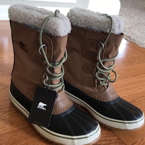 6985b834c8 Sorel 1964 PAC Nylon winter boots NWT